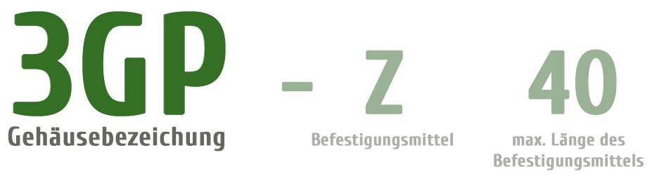 Geh-usebezeichnung