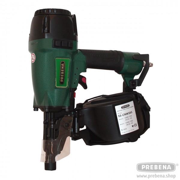 PREBENA Druckluft Coilnagler 32-65mm Coilnägel