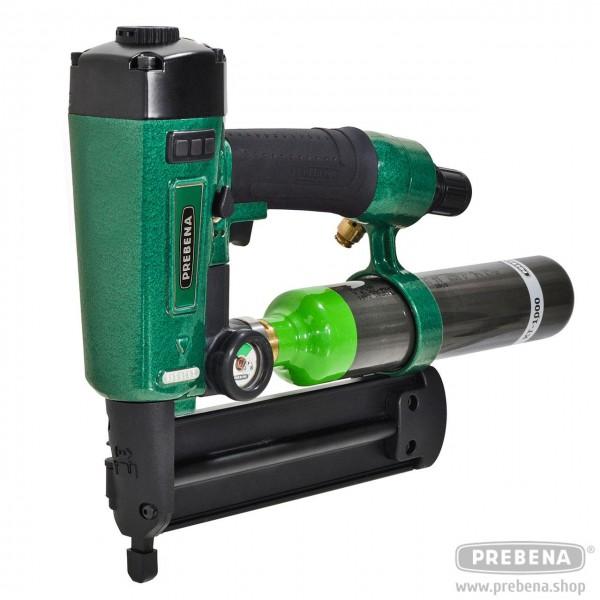 PREBENA PKT Druckluft-Kartuschennagler 16-50mm Stauchkopfnägel