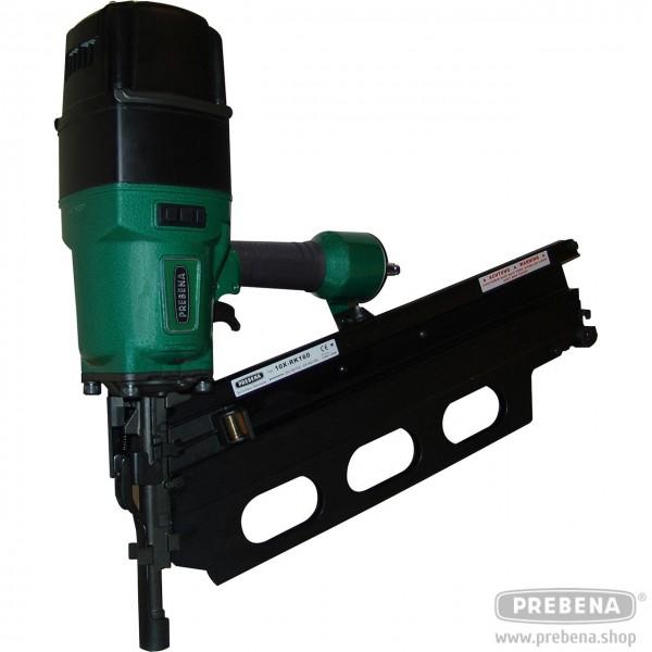 PREBENA Druckluft-Streifennagler 100-160mm Rundkopf-Streifennägel