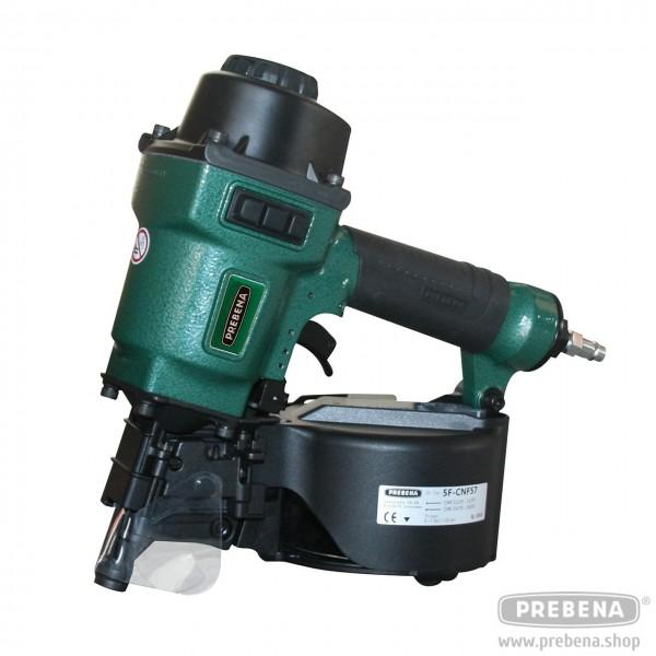 PREBENA Druckluft-Coilnagler 25-57mm Nägel