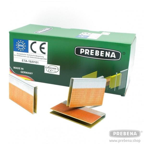 Q67CSVHA-ETA Heftklammern stark verzinkt geharzt 67mm Länge