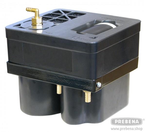 Öl-/Wassertrennsystem bis 2000 Liter/Min. Kompressorenleistung
