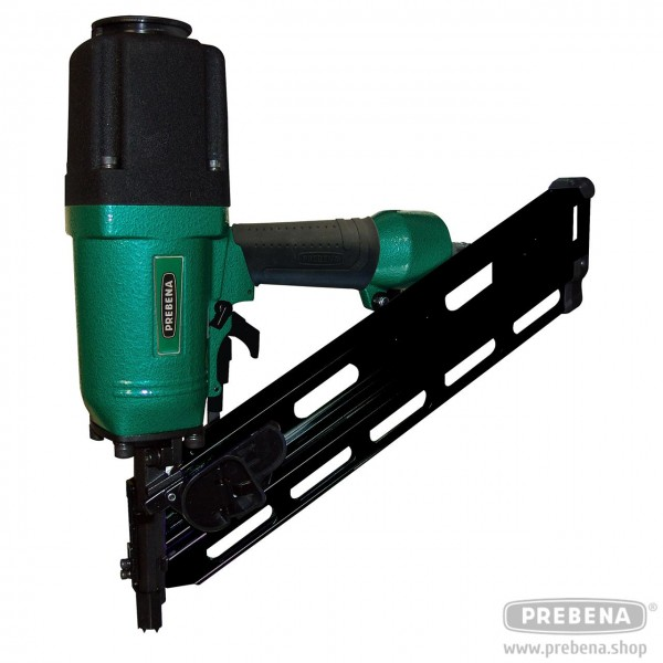 PREBENA Druckluft-Halbkopf-Streifennagler 50-90mm Halbkopf-Streifennägel