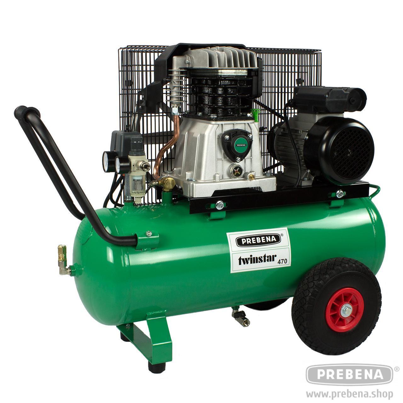 PREBENA Kompressor WARRIOR435