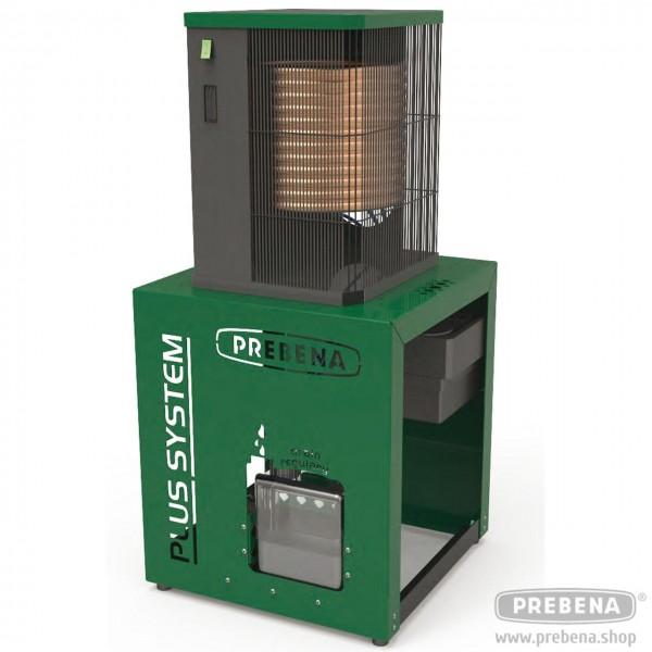 PLUS-SYSTEM-700 - Luftkonditionierungseinheit bis 700l/min. (mit DKT-700)