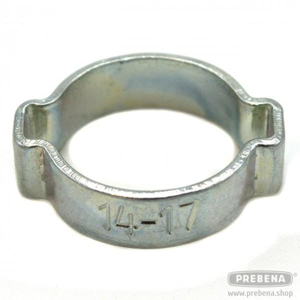 Schlauchklemmen 6mm (10 Stück)