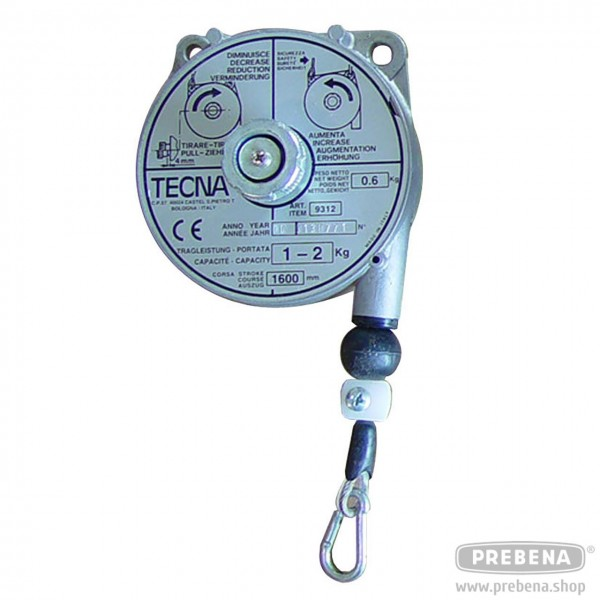 Gewichtsausgleicher 1,0-2,0 KG