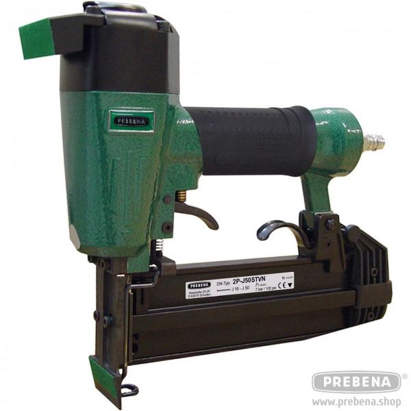 PREBENA Glasleistennagler Druckluft 16-50mm Stauchkopfnägel
